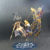 Vogue Archer Ishtar Game Anime Fate Grand Order Material IV Battle State Sexy Aniplex Figure Figurine Toys