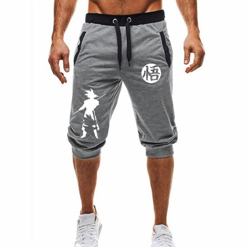 MEN'S JOGGER SHORTS DRAGON BALL GOKU