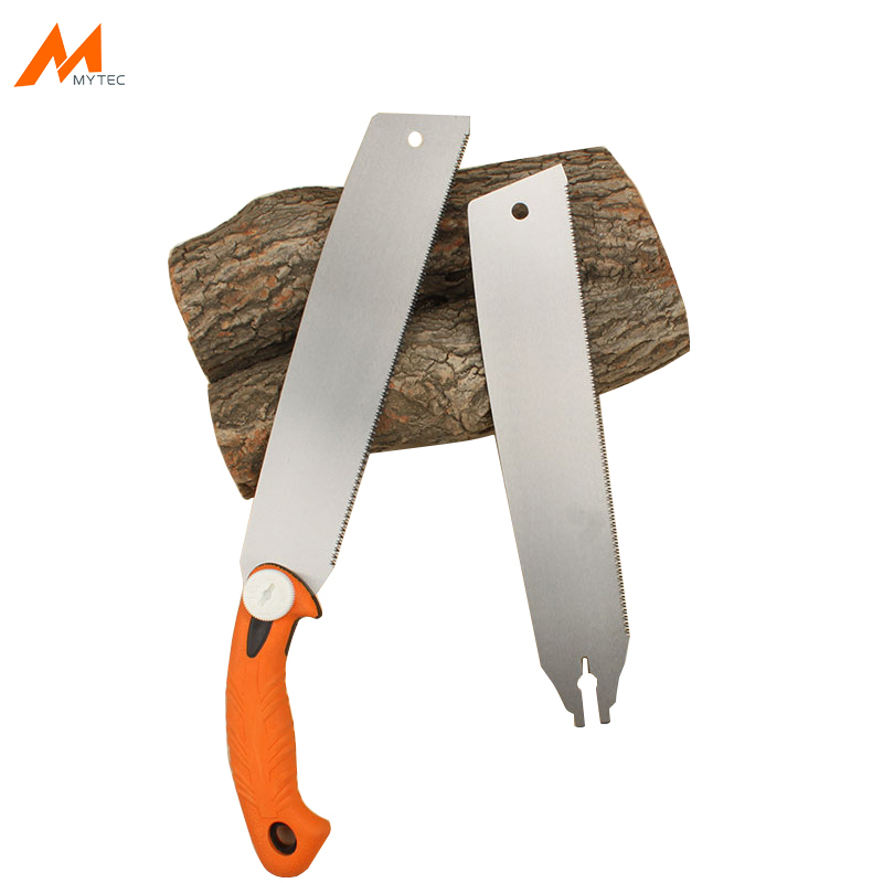 """10"""" Hand Saw With Replacement Blade 7TPI"""