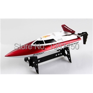 FT007 4CH High Speed Racing RC Boat RTF 2.4GHz Christmas gift
