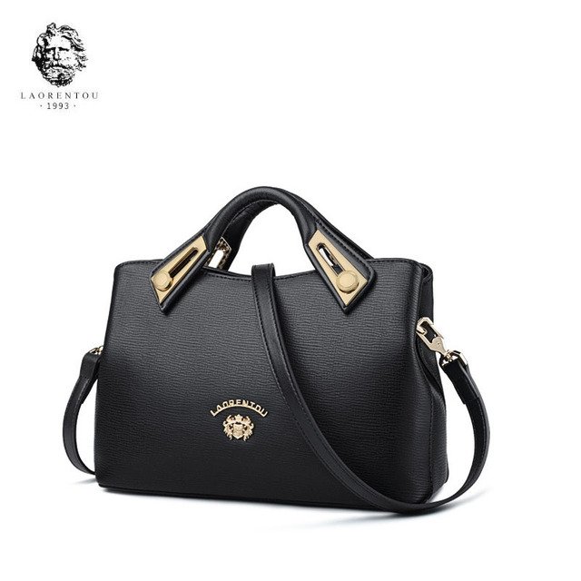 a4f374567ec LAORENTOU brand bag for women 2018 new women leather bag fashion handbags  Cowhide designer crossbody bags