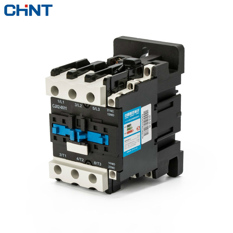 CHINT Coil Voltage 220V 380V 110V AC Contactor 65a CJX2-6511 LC1 CJX4 ac contactor lc1f115d7 lc1 f115d7 42v lc1f115e7 lc1 f115e7 48v lc1f115f7 lc1 f115f7 110v lc1f115g7 lc1 f115g7 120v