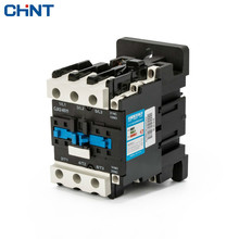 CHINT Coil Voltage 220V 380V 110V AC Contactor 65a CJX2-6511 LC1 CJX4  стоимость