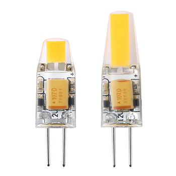 G4 LED 12V Dimmable G4 LED Bulb 3W 6W G4 LED Lamp Mini Chandelier ACDC 12V Silicone Hight Brightness for Home Decoration Light