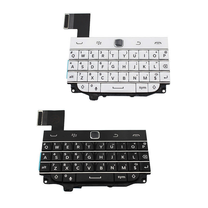 For BlackBerry Classic Q20 Keypad Qwerty Buttons Keyboard Flex Cable English / Arabic