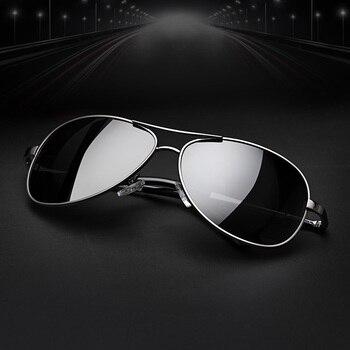 e2ede6df3f Gafas de sol con prescripción de diseñador para hombre, astigmatismo de  caja grande de Metal óptico miope 1588