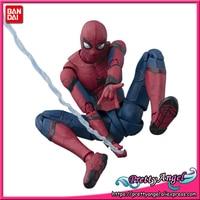 Красивый ангел натуральная Bandai Tamashii Наций S. h. figuarts Человек паук (выпускников) и TAMASHII вариант действовать стены фигурку