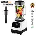 EU/US Plug 6300 BPA Libero 3HP 2200W Commerciale Blender Mixer Spremiagrumi Potere Robot da Cucina Frullato Bar Frutta frullatore elettrico