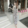Jumpsuit women 2016 new woman jumpsuit summer 2016 ladies female rompers womens jumpsuit 2016 jumpsuit women elegant AA230C