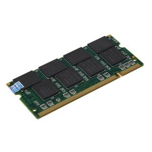 2GB 2X1GB PC2700 DDR-333 без ECC 200-контактный CL2.5 ноутбук (SODIMM) память (RAM) Новый