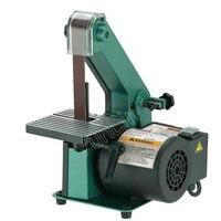 Sanding Machine For Woodworking Belt Sander Metal Grinding Polisher 350W Copper Motor Knife Grinder Chamfering Machine
