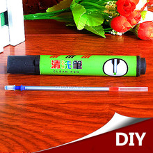 Leather cleaning pen, mercury, silver, stroke, line, line decontamination