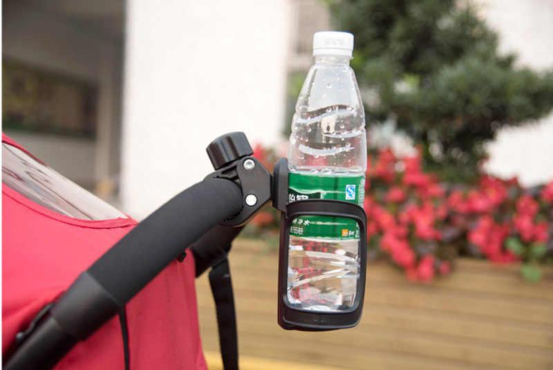 Kinderwagen Bekerhouder Winkelwagen Kinderwagen Accessoires voor Melk Flessen Rack Fiets Fles Houder Baby Kinderwagen Accessoires