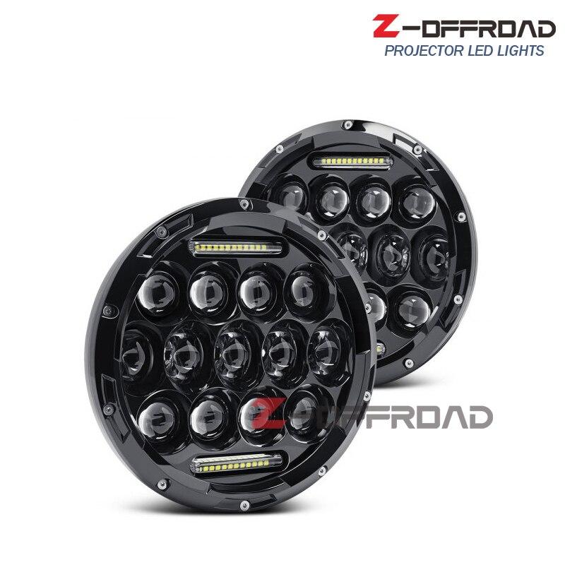 For land rover defender headlamp 7