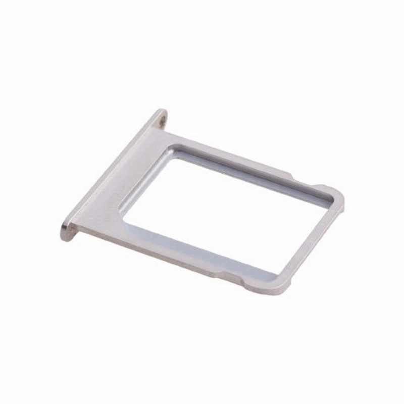 Ascromy Replacement Parts For iPhone 4 S 4S 4G iPhone4 iPhone4s Micro Sim Card Holder Tray Slot Stand Mobile Phone Accessories