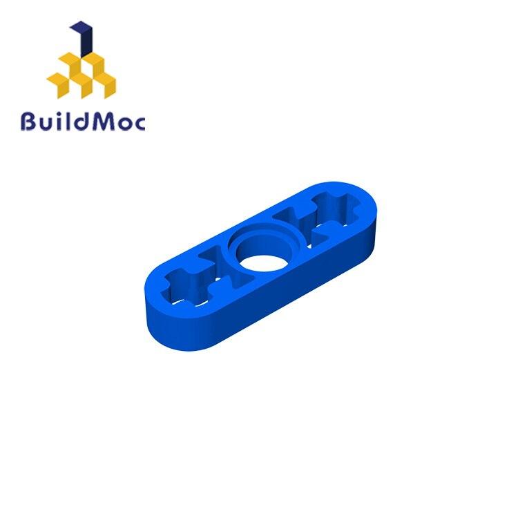 BuildMOC Compatible Assembles Particles 6632 For Building Blocks DIY LOGO Educational High-Tech Spare Toys