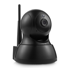 2018 Basic Model 720P Smart WiFi IP Camera Network Night Vision CCTV Camera Local Storage Remote View Mention Detect Security