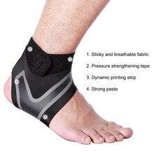 1PCS Breathable Sport Fitness Ankle Support Adjustable Lightweight Brace Material Sleeve for Men Women