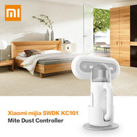 Original Xiaomi mijia SWDK KC101 Wireless Handheld Dust Mite Controller Ultraviolet Vacuum Cleaner Smart For Home In stock