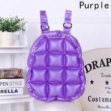 d10c35c75b Fashion Inflated Women Jelly Backpack Summer PVC Waterproof Candy Beach Bag  Girls Travel School Bag Lattice