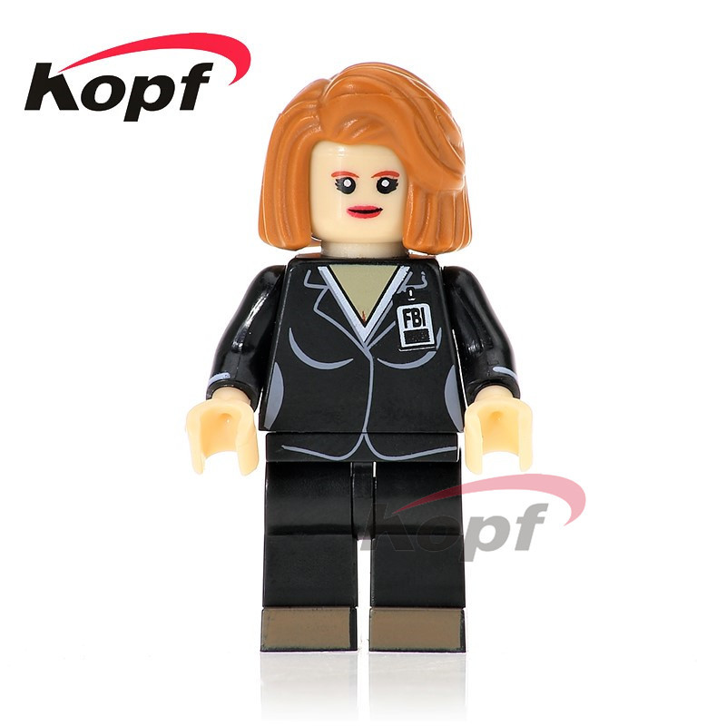 Single Sale Super Heroes The X-Files Agent Kill Bill Vol.1 Uma Thurman The Bride Bricks Building Blocks Children Gift Toys KL069 single sale super heroes master wu garmadon nya the wei snake lloyd bricks ninja movie building blocks children gift toys pg1020