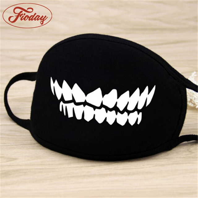 Unisex Face Mouth Mask Camouflage Mouth-muffle Respirator Cartoon Cotton Masks Outdoor Health Care Masks Wholesale Drop Shipping 3