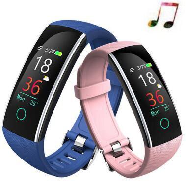 Intelligente Wristband c20 frequenza cardiaca Orologi Mp3 Braccialetto Intelligente inseguitore di fitness banda Intelligente reloj PK xiomi Pk honor fascia 4 pk miband 3