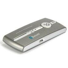 Автомобильный комплект bluetooth Hands-Free перезаряжаемый аккумулятор fm-передатчик громкой музыки MP3 плеер с USB адаптер Автомобильное зарядное устройство