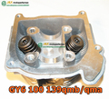 free shipping 100CC GY6 CYLINDER HEAD GY6 50cc 80cc upgrade to 100cc Cylinder assy  4-stroke 139QMB Moped Scooter Kart ATV
