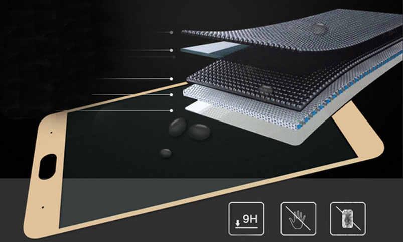 Топ 9 H полное покрытие из закаленного стекла для Oneplus 6 T 6 One Plus 5 5 T 6 3 T Plus6 1 + 6 T Защитная пленка для экрана Защитная пленка чехол для стекла