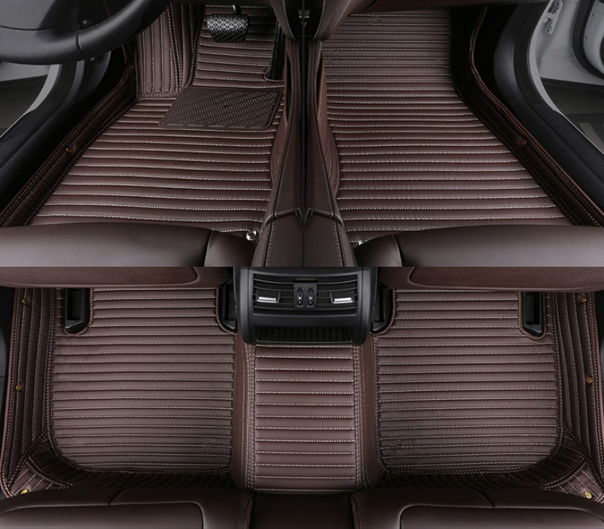 Good quality! Custom special car floor mats for <font><b>Chrysler</b></font> <font><b>300C</b></font> <font><b>2010</b></font>-2004 durable waterproof carpets for <font><b>300C</b></font> 2007,Free shipping image