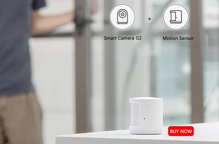xiaomi mijia aqara smart camera G2-15