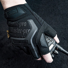 LUTU Outdoor Tactical Fingerless Gloves Military Army Shooting Hiking Hunting Cycling Riding Airsoft Climbing Half Finger Gloves