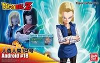 Bandai 1/144 Dragon Ball Z Figure Rise Standard Android 18 Plastic Model