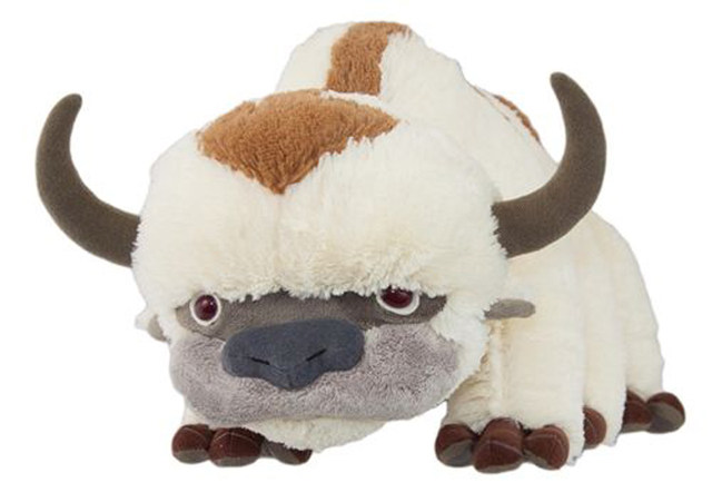 Avatar The Last Airbender Appa Plush Toys TV Series Stuffed Cartoon Soft As Gift For Children