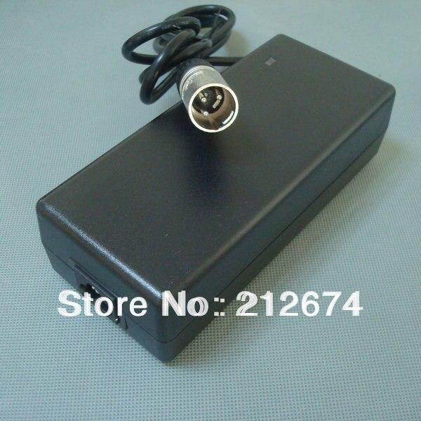 36 В 2A Интеллектуальный Литий-ионный Аккумулятор Зарядное Устройство 3Pin разъем XLR Вход 100-240VAC выход 42 В 2A зарядное устройство используется дл…
