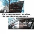 2 teile/satz Auto Fenster Vorhang Versenkbare Valance Sonnenschirm UV Sonnencreme für honda civic 2017 nissan livina ford focus fiat bravo