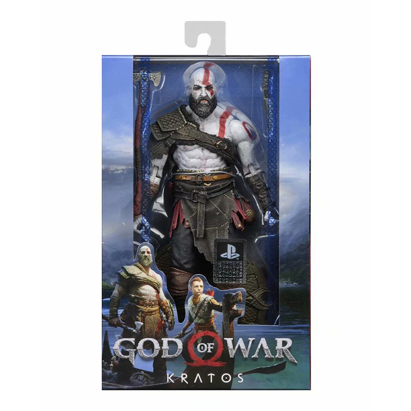 Best Neca God Of War Kratos Brands And Get Free Shipping A340