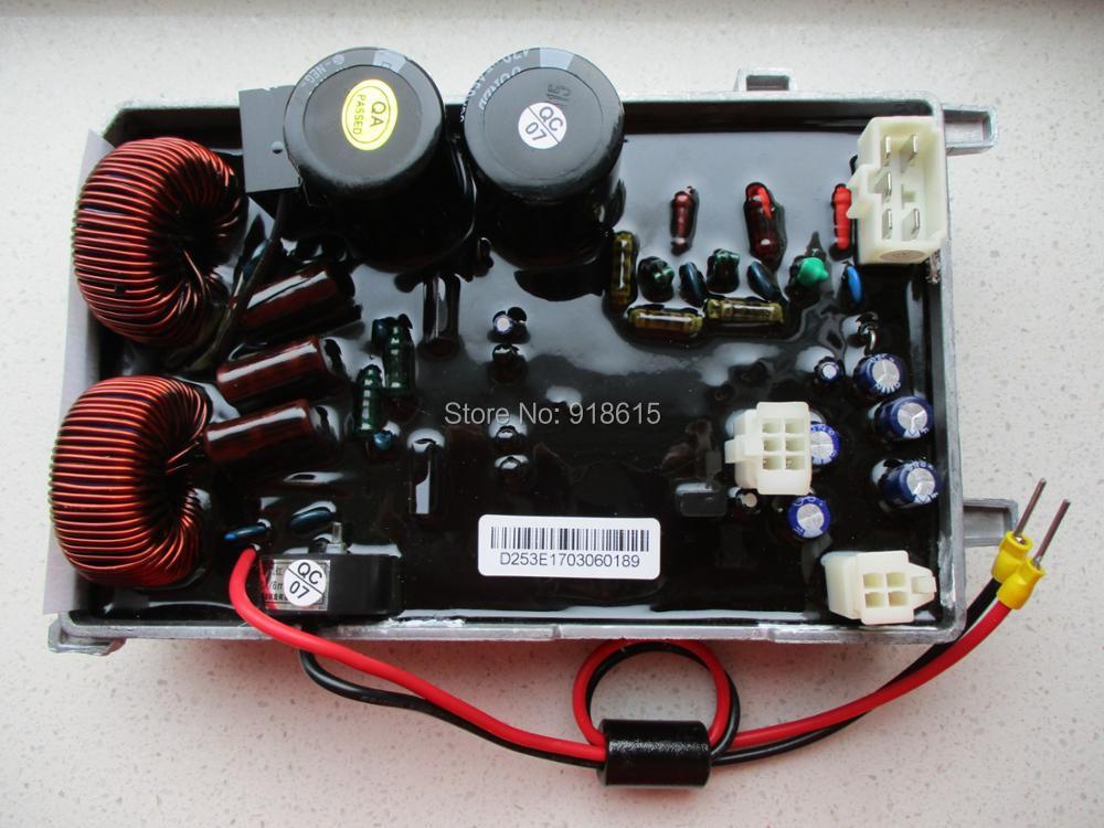 IG2600 DU25 AVR 230V/50Hz inverter modula generator spare parts suit for kipor generator ig1000 control modula avr du10 230v 50hz e for kipor gasoline generator parts