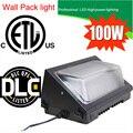 США CREE Chip MeanWell Diver Dimming Sensor Наружное освещение IP65 13000LM 100 Вт светодиодный настенный светильник 5 лет гарантии DHL