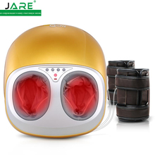 Jare Electric Foot Massager Foot Massage device For Health Care With Infrared heating and therapy