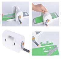 Die Cutting Embossing Machine Scrapbooking Cutter Piece Die Cut Paper Cutter Die Cut Machine Home DIY Embossing Dies Tool