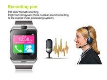 Smart bluetooth uhr GV18 mit kamera armbanduhr sim-karte Smartwatch für iPhone6 Samsung Android uhr telefon