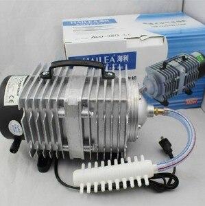 Hailea воздушный насос 280 л/мин, воздушный компрессор 380 Вт, септик, аквариум, кислород для аквариума