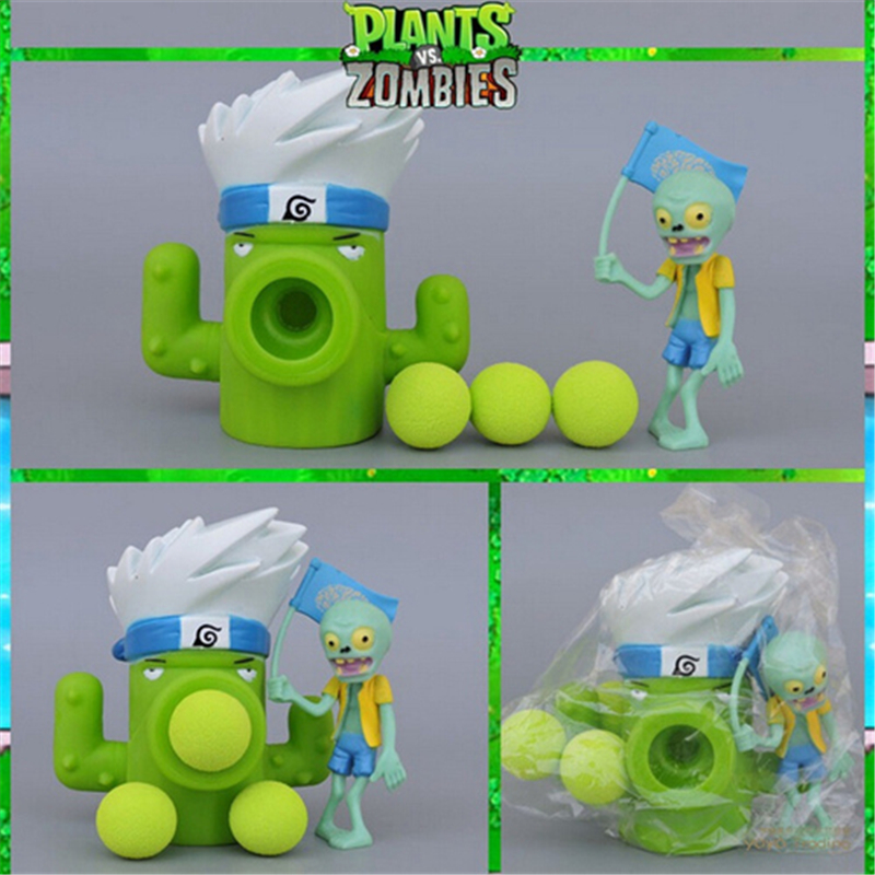 20 Styles 10CM Game PVZ Plants vs Zombies Peashooter PVC Action Figure Model Toys Plants Vs Zombies Brinquedos Kids Gifts Dolls