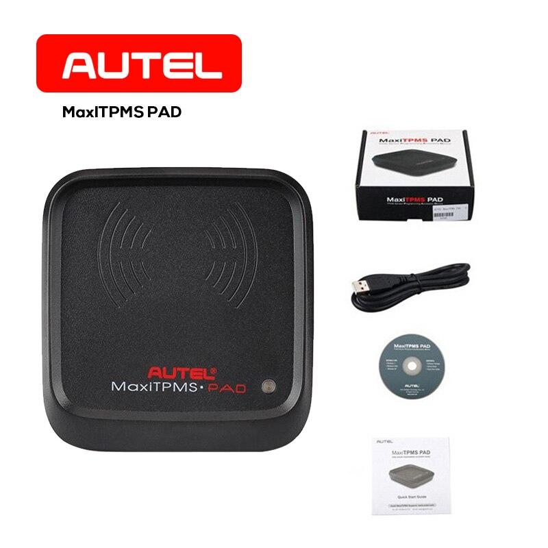 Autel MaxiTPMS PAD Auto TPMS Sensor Programming Device TPMS DIY Programator Tools for Autel MX-Sensor 433MHz/315MHZ