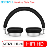 Meizu HD50 Headphones High Definition Headphones Professional Large Diaphragm Headphone HiFi Headset Stereo for PC Cell Phone