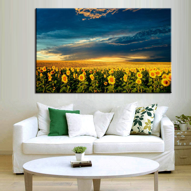 Sunflower Wall Art high quality sunflower wall art-buy cheap sunflower wall art lots