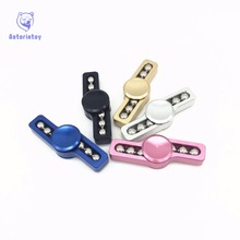 Fidget Hand Spinner    angle Torqbar Aluminum alloy  Puzzle Finger Toy EDC Focus Fidget Spinner  HP5 latest modeling