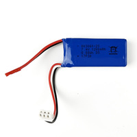 High Quality 2pcs Or 3pcs 7 4v 1200MAH Battery For Q353 Air Land Sea Remote Control